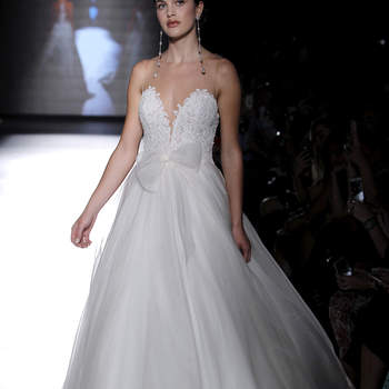 Rosa Clará 2019. Credits: Barcelona Bridal Fashion Week