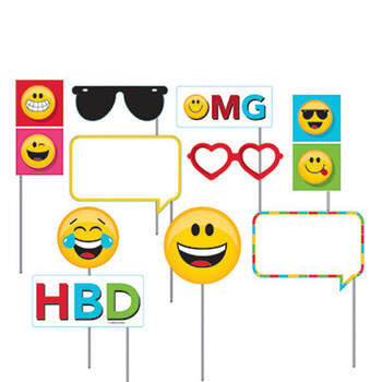 Foto: Atrezzo photocall emoji