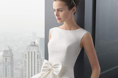 Cinturones para novias 2015: ¡estiliza tu figura!