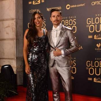 Adriana Gomes e João Paulo Sousa | Foto Divulgação