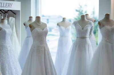 Suknie ślubne na wideo i inne wrażenie dla Panien Młodych!