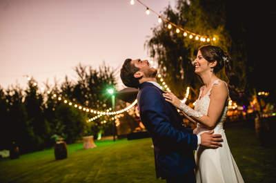 Las fotografías más simpáticas y naturales de tu matrimonio. ¡Claves para lograrlo!
