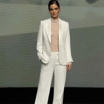 Carta Branca | Créditos: Valmont Barcelona Bridal Fashion Week 2020