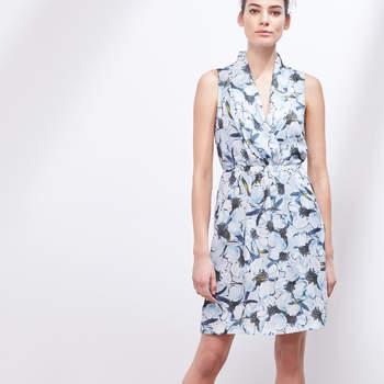 Vestido cinto da Cortefiel (39,99€)