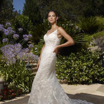 Año 2010. Credits: Casablanca Bridal