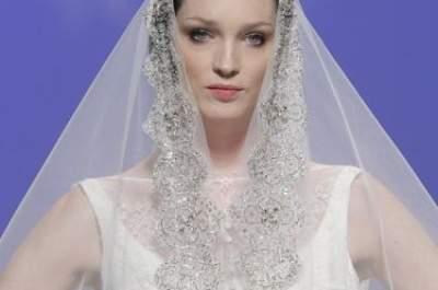 Romantische Brautschleier für 2015