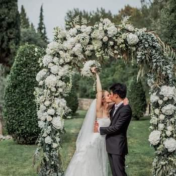 Фотограф: Анна Коздурова ; Организация свадьбы: Ajur Wedding