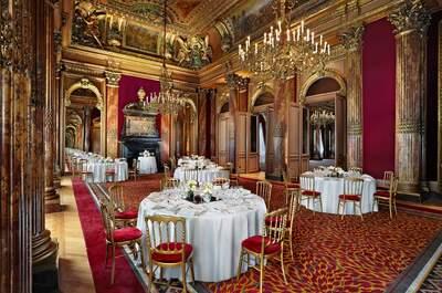 Les plus beaux hôtels à Paris pour votre mariage