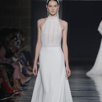 Rosa Clará. Barcelona Bridal Fashion Week.