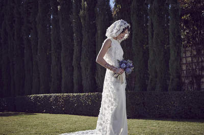 Las novias de Navascués en La Quinta de Jarama