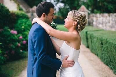 Découvrez le mariage de Kathleen et Mickaël et inspirez-vous de leur adorable décoration !