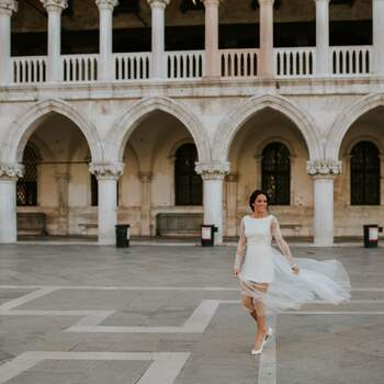 Laura van Rooij Bruidscouture | Foto: Arianna Fotografie