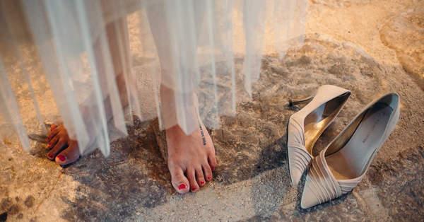 Scarpe Sposa Latina.Sneakers Per La Sposa I 5 Motivi Per Dire Si