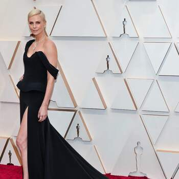 Charlize Theron | Dior + Joias Tiffany & Co | Crédits: Cordon Press