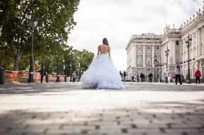 Zankyou vous présente la créatrice de robes de mariée brésilienne : Carol Hungria