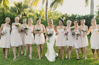 ¡Viva México! Destination Wedding en la playa de Mazatlán