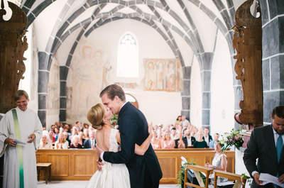 Die schönsten Hochzeitskirchen in Zürich – Unser Ratgeber für die kirchliche Trauung!
