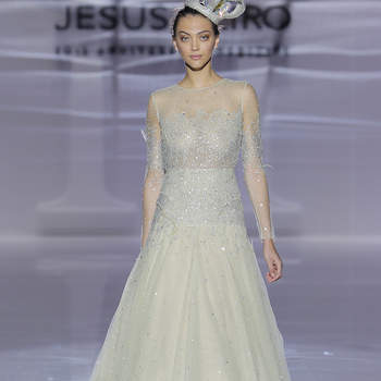 Jesús Peiró. Credits_: Barcelona Bridal Fashion Week