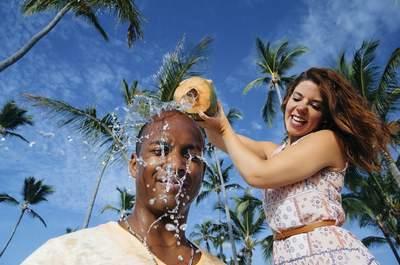 Куда поехать в свадебное путешествие? Райские уголки для медового месяца!
