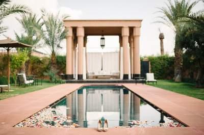 El exotismo de Marruecos, la mejor inspiración para tu boda