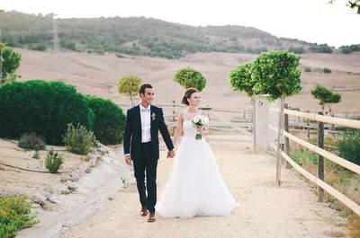 Hasta que nos encontremos de nuevo en España: la boda de JP y Chloe