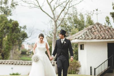Cristina y Luis Eduardo, la historia de la princesa con su príncipe azul