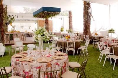 Los mejores locales para recepciones de matrimonio en Arequipa