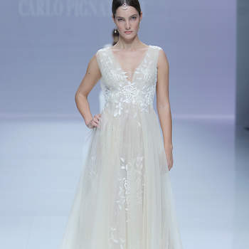 Carlo Pignatelli - Credits: Barcelona Bridal Fashion Week