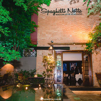 Spaghetti Notte - Credits: Natan Passos