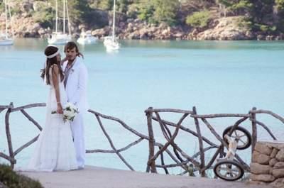 Danae Albanell, 'la novia del verano 2012', nos cuenta cómo organizó su boda