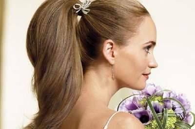 8 tendencias de belleza para novias 2015. ¡Atentas a la 3!