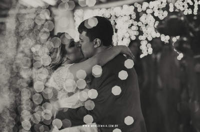 Casamento no campo com decoração boho chic de Albertina e Felipe: um sonho de festa!