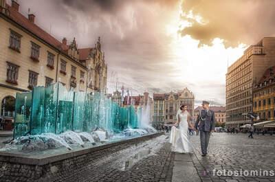 Fotograf ślubny we Wrocławiu- TOP 10!