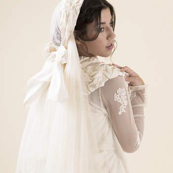 Robe de mariée Steva Couture - modèle Byzantine