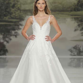 Heiraten Sie mit Brautkleidern im Prinzessinnen-Stil wie im Märchen