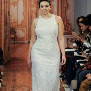 Theia. Credits: New York Bridal Week