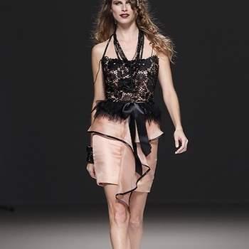 A colecção de vestidos de festa de Matilde Cano 2013 mostra-nos que a tendência vintage não se fica pelas noivas. Inspiração anos 20 para as convidadas de casamentos do próximo ano.