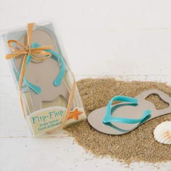 Abrebotellas chanclas Con Caja- Compra en The Wedding Shop