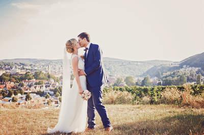 Die wundervolle Hochzeit von Carolin & Christian - ein ganz persönlicher Einblick in den Beginn ihres gemeinsamen Lebens