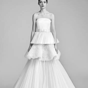 Vestidos de novia strapless: Nunca pasarán de moda