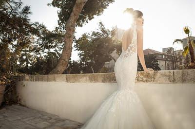 5 dicas para usar um vestido de noiva com decote nas costas sem preocupações!