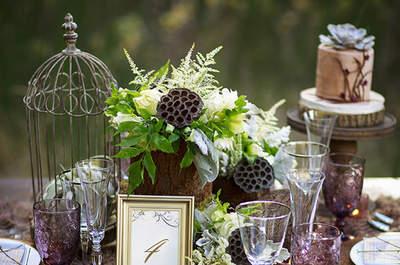 Kostbare ideeën voor het versieren van uw bruiloft in de herfst: ontdek ze nu!