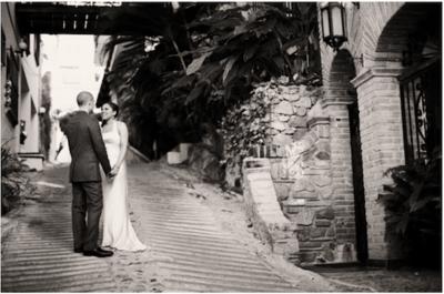 Real Wedding: Una boda fantástica en el Viejo Puerto Vallarta... ¿Lista para suspirar?