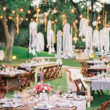 los angeles best shoes dirt cheap 50 idées pour une décoration de mariage boho-chic !