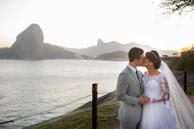 Guia completo para noivos cariocas: do cartório às lembrancinhas!