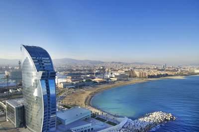 Los 10 mejores lugares para una pedida de mano en Barcelona