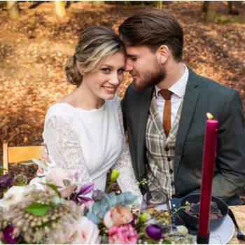 De landelijke bruiloft van Mirte en Robin | Moniek van Gils Fotografie