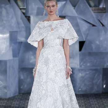 MIRA ZWILLINGER. New York Bridal FASHION WEEK
