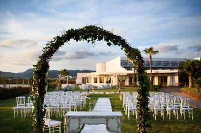 Los 12 mejores lugares de celebración para una destination wedding