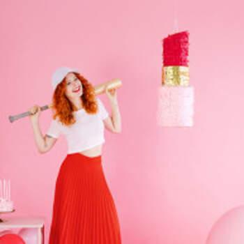 Piñata Rouge À Lèvre - The Wedding Shop !